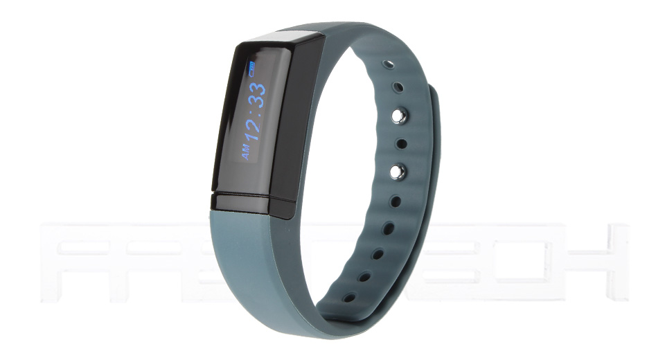"Image of A3 0.91"" OLED Bluetooth V4.0 Smart Wristband Bracelet"