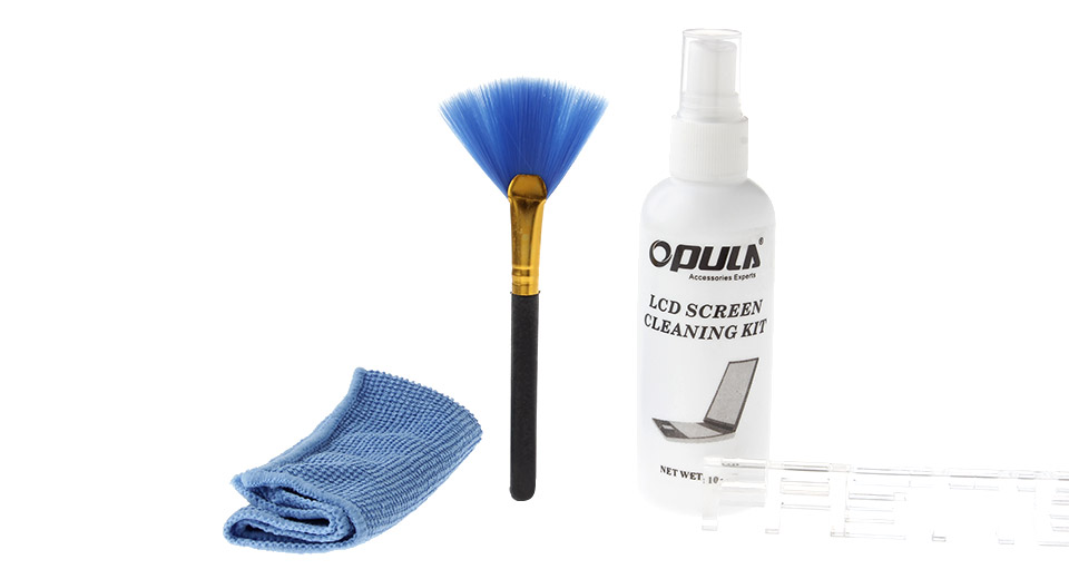 OPULA KCL-1029 Screen Cleaning Kit (3 Pieces)