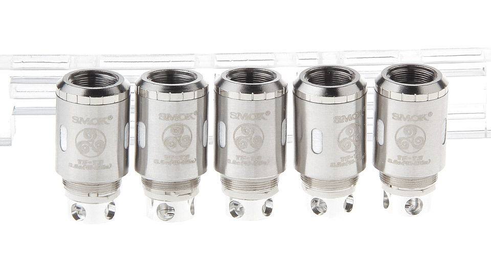 Image of Authentic Smoktech SMOK TF-T3 Triple Coils Sub Ohm Replacement Coil Head (5-Pack)