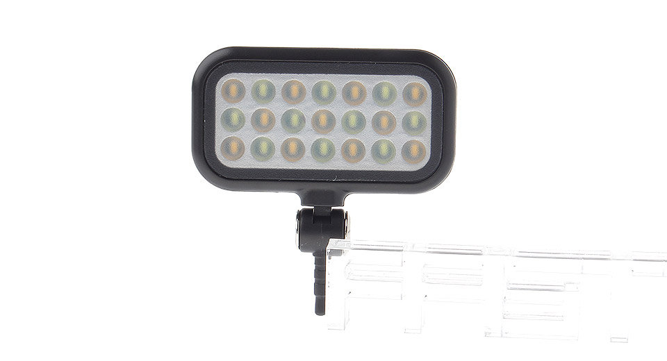 Product Image: 21-led-2800-7000k-video-night-fill-light-for
