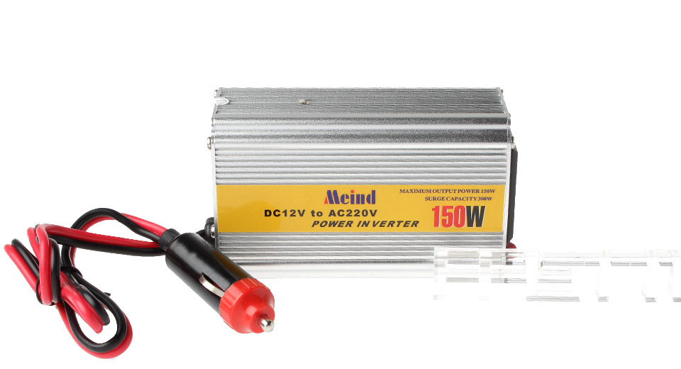 Authentic Meind 150W DC 12V to AC 220V Power Inverter
