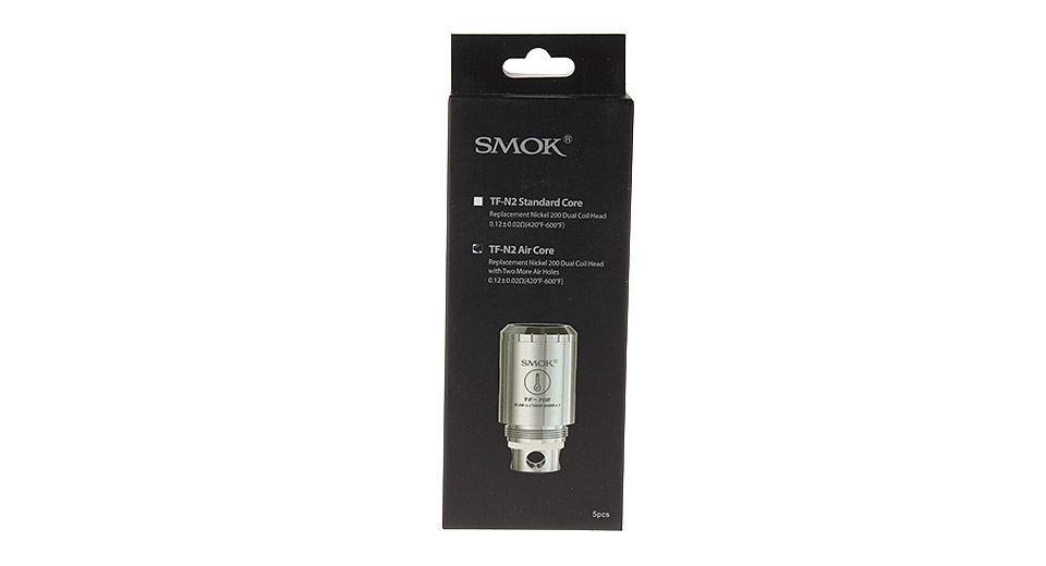 Image of Authentic SmokTech TFV4 Replacement TF-N2 Air Coil Head (5-Pack)