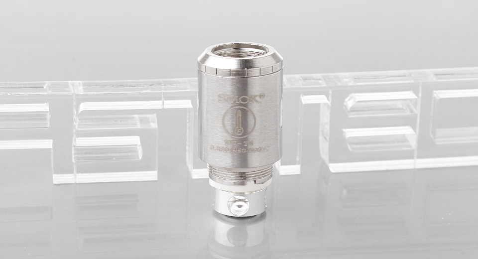 Image of Authentic SmokTech TFV4 Replacement TF-TI Coil Head