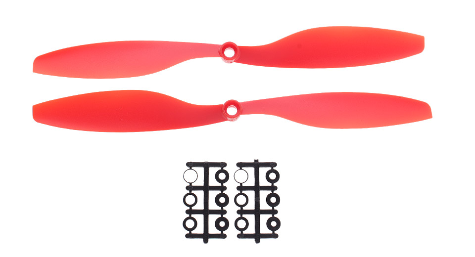 MG672 CW/CCW Propellers for R/C Copters (Pair)