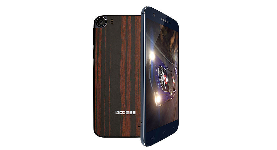 DOOGEE F3 Pro 5'' FHD IPS+OGS Octa-Core Android 5.1 Lollipop LTE Smartphone (16GB)