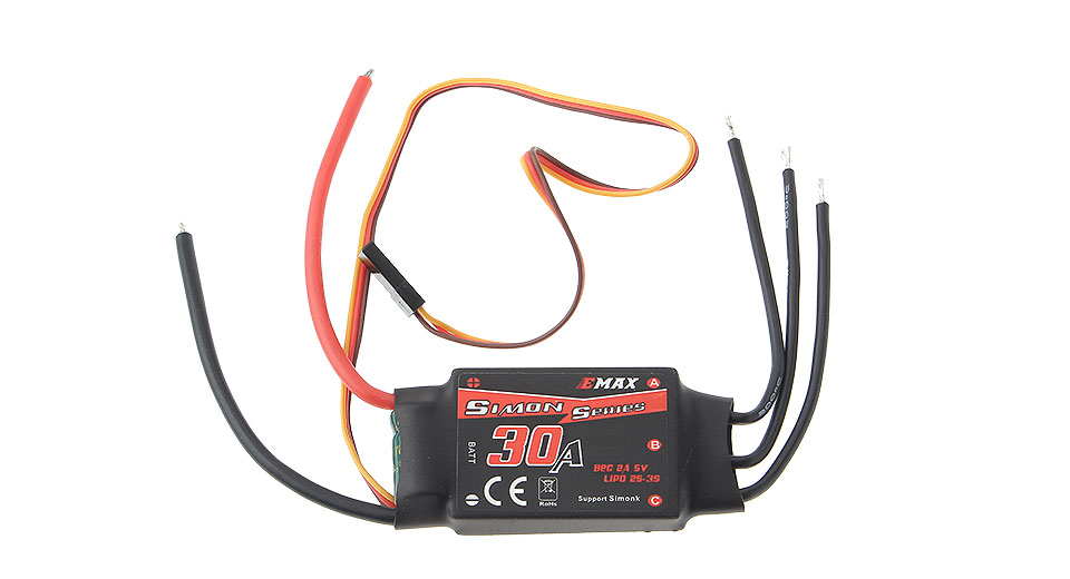 EMAX Simon Series 30A Brushless ESC Electronic Speed Controller