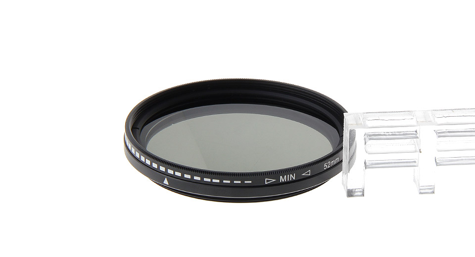 Authentic Commlite C/VN2-400 52mm Lens Filter for Nikon / Canon