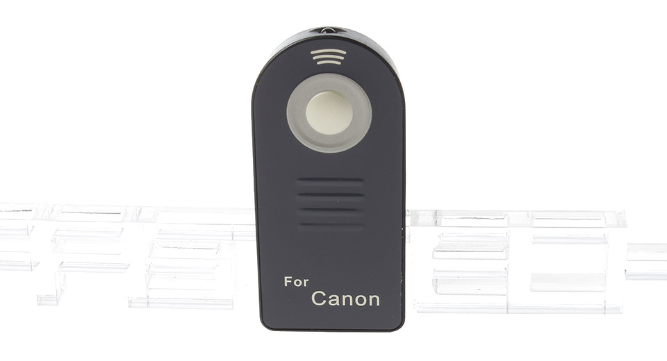 Image of Authentic JYC ML-C Infrared Remote Control for Canon DSLR