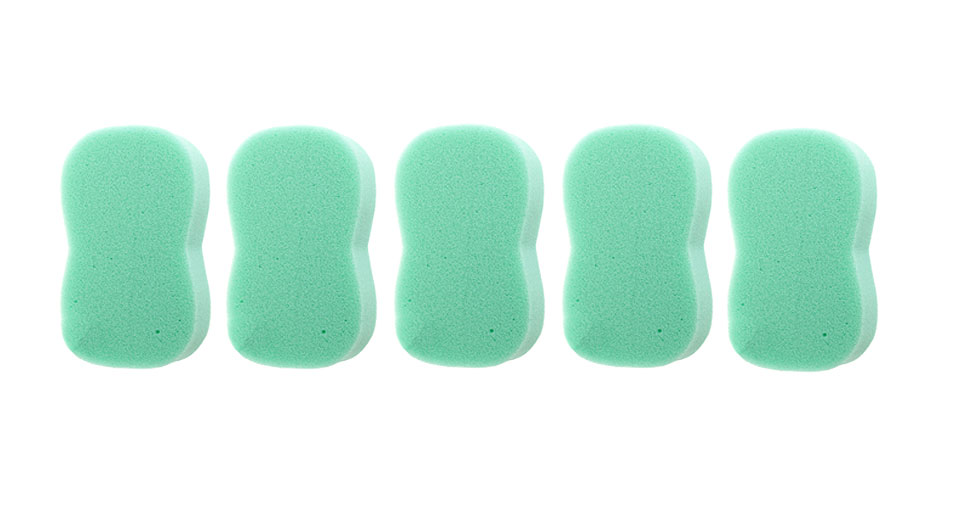 Hair Removal Sponge for Hair Salon (5 Pieces)