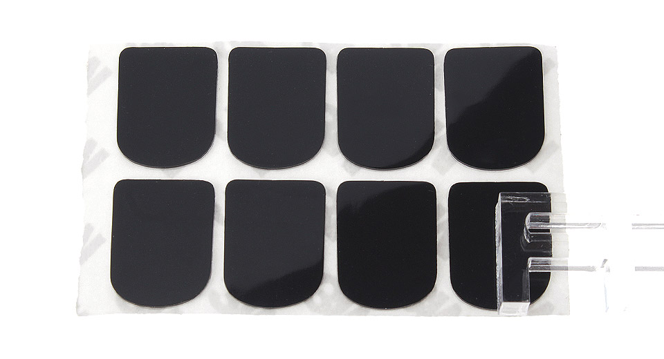 Image of 0.8mm Mouthpiece Patch Cushion for Clarinet/Saxophone (8-Pack)