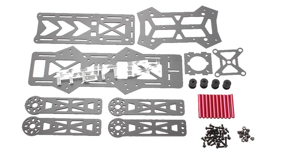 OEM260 Carbon Fiber Frame Kit ...