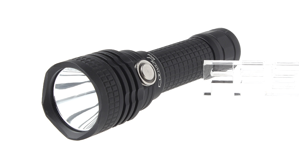Image of Convoy BD02 1*Cree XM-L2 T4-7A 688.5LM 5-Mode Warm White LED Flashlight