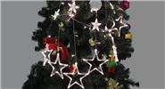 Buy 6W 500LM Multicolor Decorative LED String Fairy Light (2.5m) 6W, EU, Stars Shaped, 2.5m