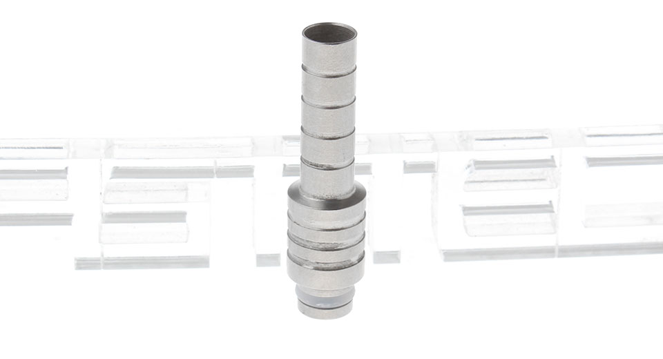 Stainless Steel 510 Drip Tip 36.8mm, Stainless Steel (A Style)
