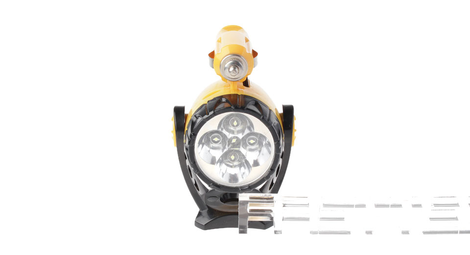 12W 5*LED 1000LM 2-Mode Car Emergency Inspection Lamp
