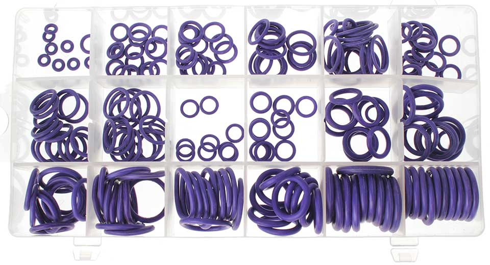 Image of 18-Size Auto Car Air Condition Seal O Ring Set