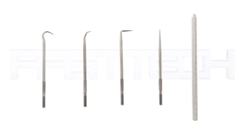 Authentic NANYU Stainless Steel Oil Seal Puller (5 Pieces)