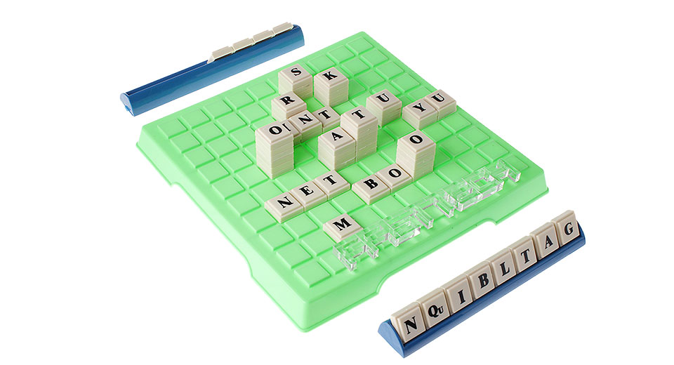 Image of 3D Word Building Game Educational Toy for Kids