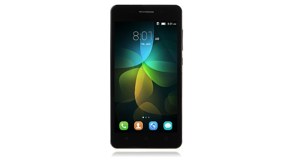 "Image of 4C 5"" IPS Dual-Core Android 4.4.4 KitKat 3G Smartphone (4GB)"