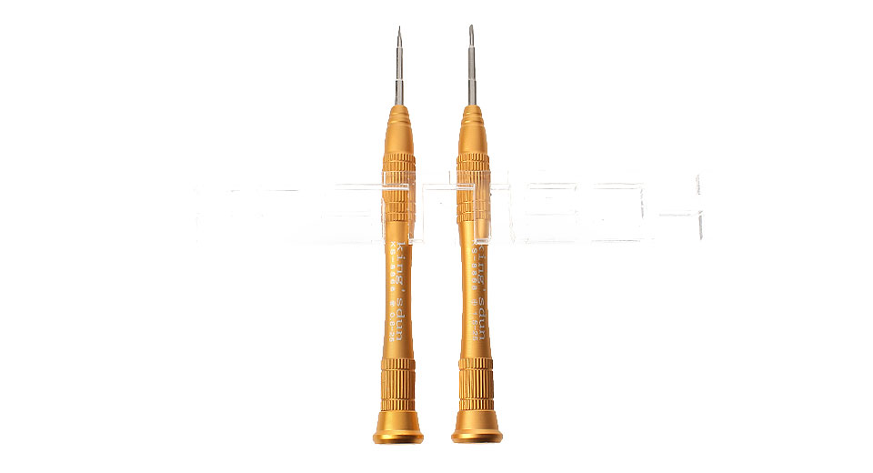 King'sdun Professional Pentagon/Philips Screwdriver Set