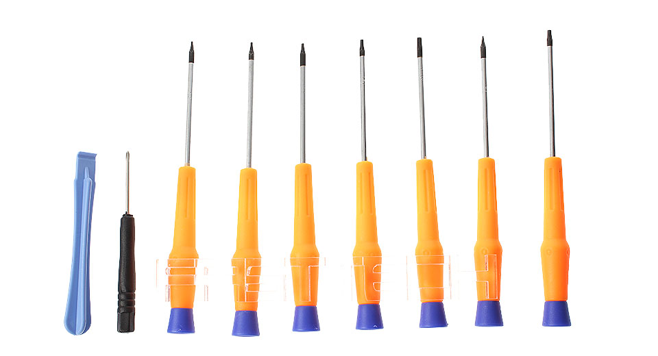 King'sdun 9-in-1 Multi-Bit Screwdrivers Set Tool Kit