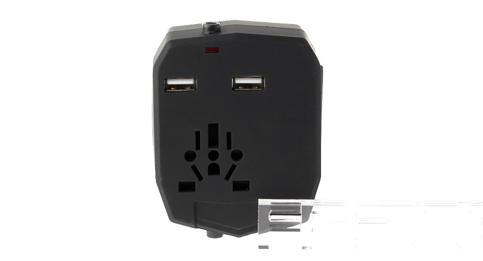 All-in-One Universal International Power Adapter Charger