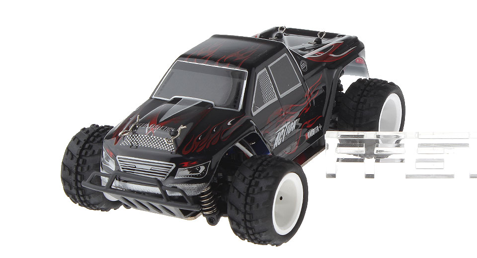 Authentic WLtoys A979 1:18 Scale 4CH 2.4GHz R/C Monster Truck