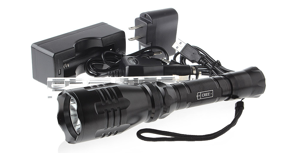 Image of Authentic Brinyte B38 LED Flashlight