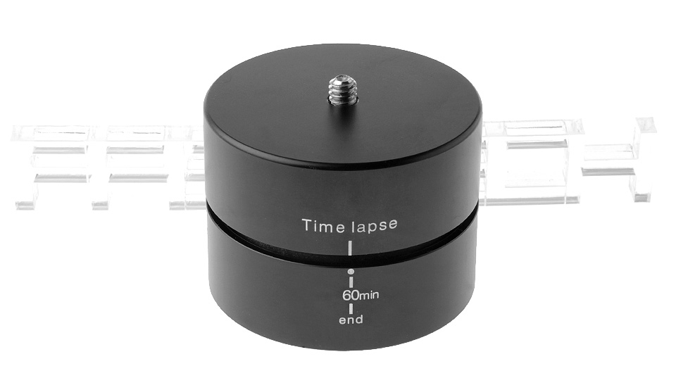 Image of 360' Time Lapse Pan and Tilt Head for GoPro / DSLR + More