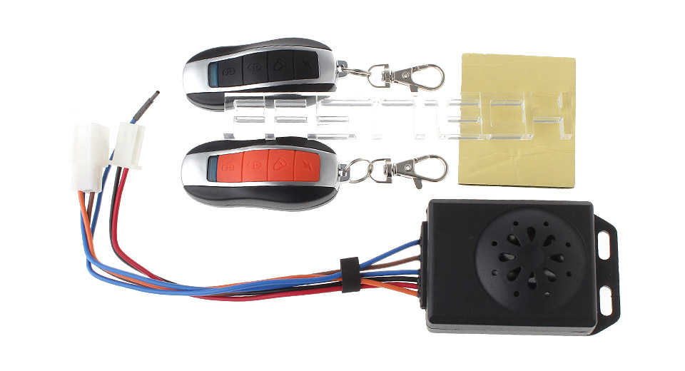 F-003 Motorcycle Anti-Theft Security Alarm System