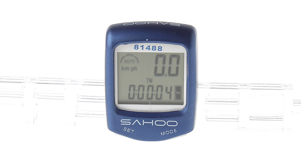 Authentic SAHOO 81488 1.3 LCD Bicycle Computer / Speedometer