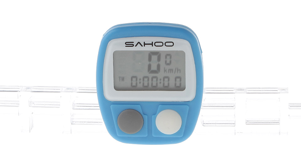 Authentic SAHOO 81491 Electronic Bicycle Computer/Speedometer