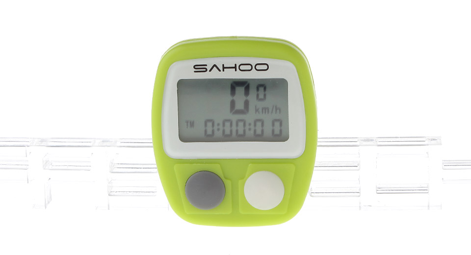 Image of Authentic SAHOO 81491 Electronic Bicycle Computer/Speedometer