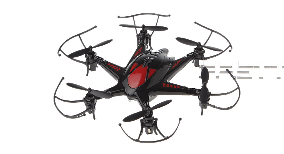 Authentic BO MING M19 4CH 2.4GHz R/C Hexrcopter