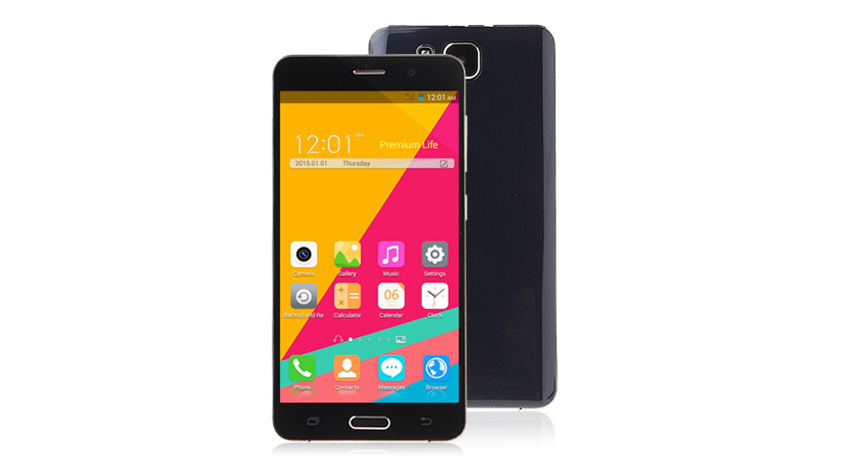 "Image of 5.5"" Dual-Core Android 4.4.2 KitKat 3G Smartphone (4GB)"