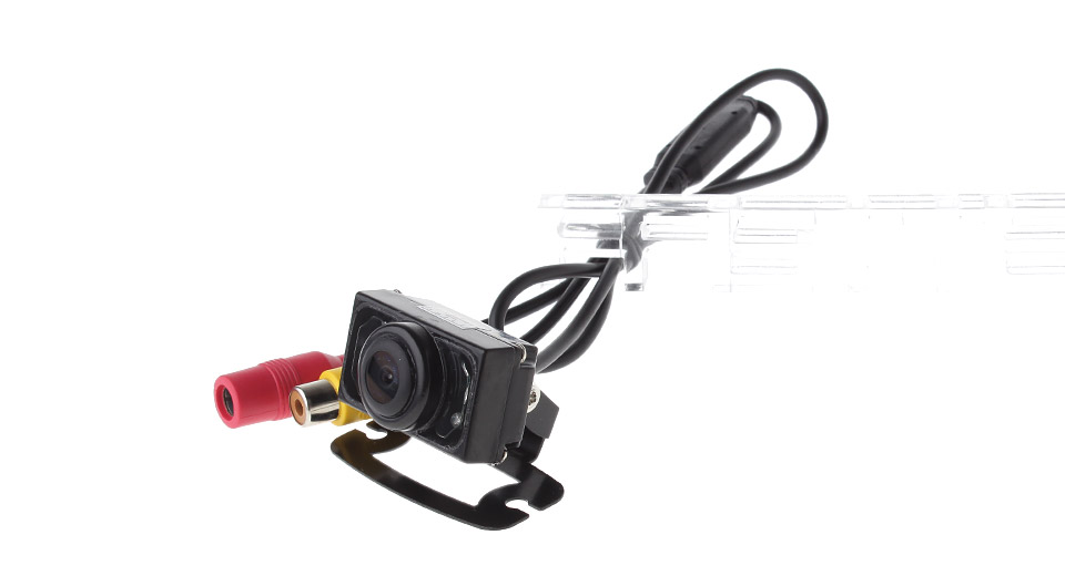 E221 170' Wide Angle HD Car Rear View / Reverse / Backup Camera E221, Black