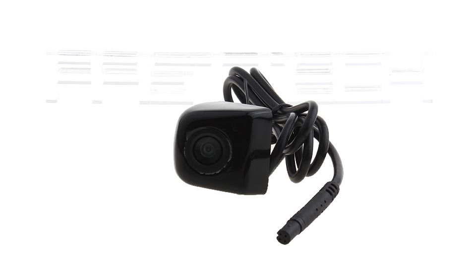 E366 170' Wide Angle HD Car Rear View / Reverse / Backup Camera E366, Black
