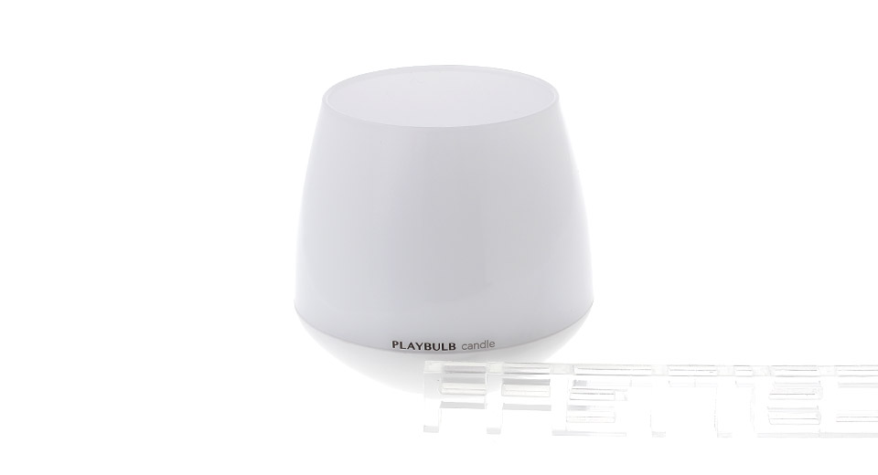 Authentic MIPOW BTL300 Aromatherapy Flameless Candle Voice Control Lamp