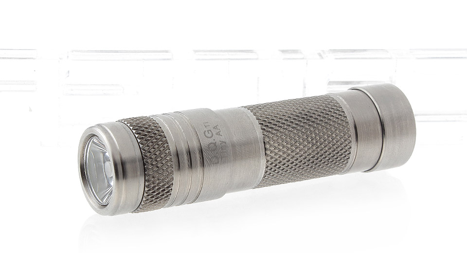 Image of D.Q.G Tiny AA LED Flashlight