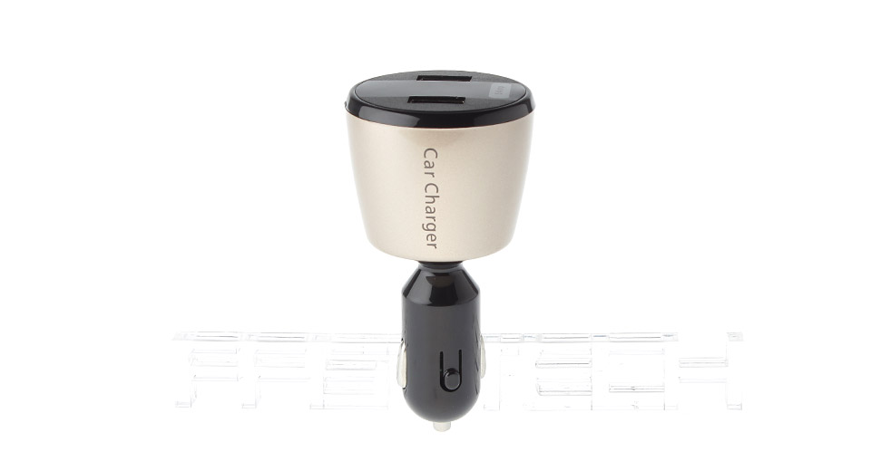 Image of 4-in-1 Multi-functional USB Car Cigarette Lighter Charger