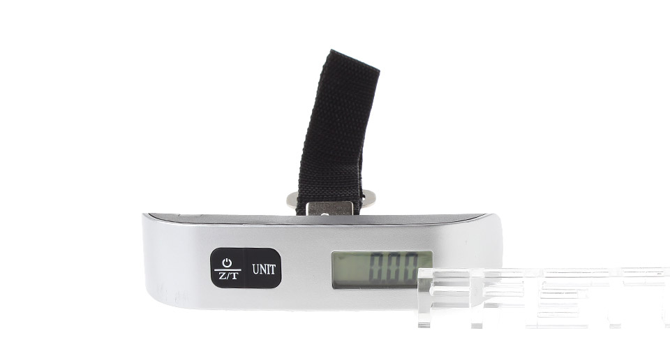 "Image of 0.44"" LCD Mini Digital Luggage Scale"