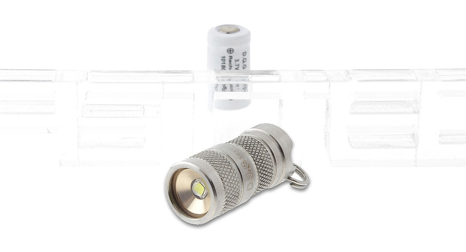 Image of D.Q.G Spy Mini LED Flashlight