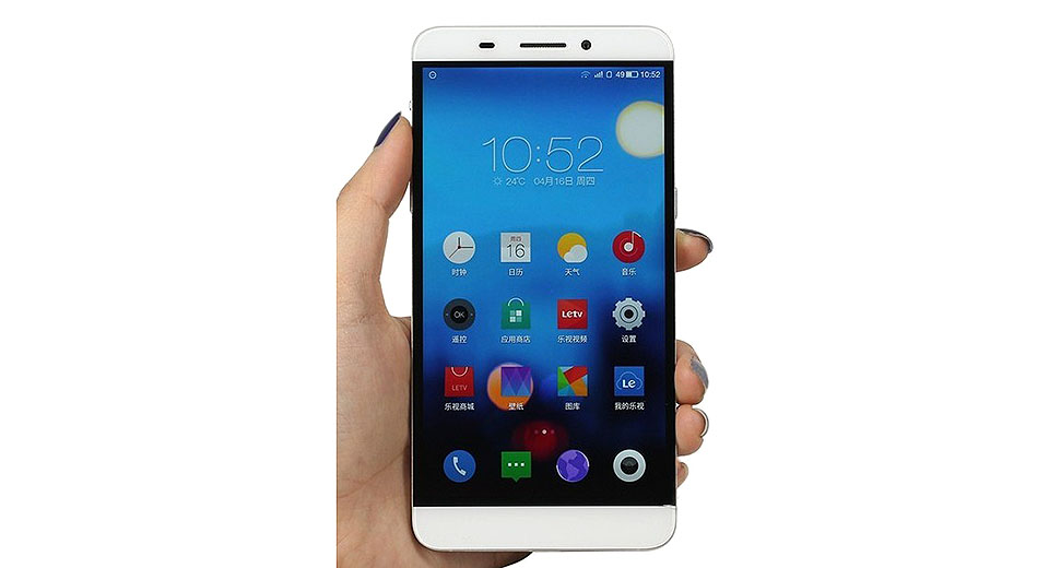 "Authentic LeTV One X600 5.5"" IPS Octa-Core Android 5.0 Lollipop LTE Smartphone (32GB)"