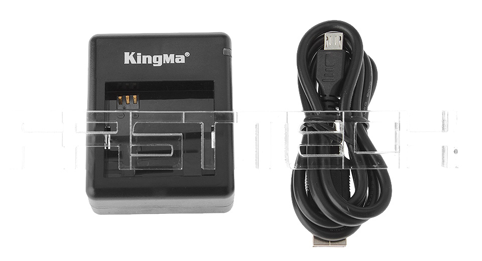 Image of Authentic KINGMA BM030 Dual Battery Charger Power Adapter