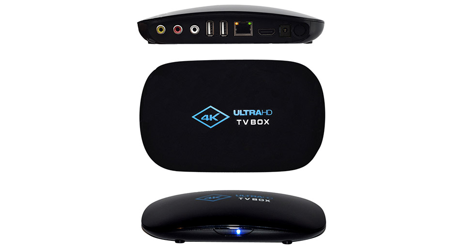 Image of Authentic Ditter U28 Quad-Core Android 4.4 KitKat TV Box