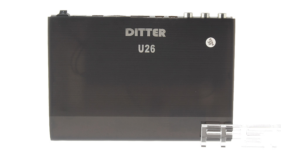 Image of Authentic Ditter U26 Quad-Core Android 4.4.2 KitKat TV Box