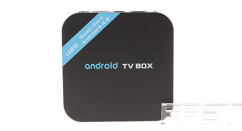 Image of Authentic Ditter U20 Quad-Core Android 4.4.2 KitKat TV Box