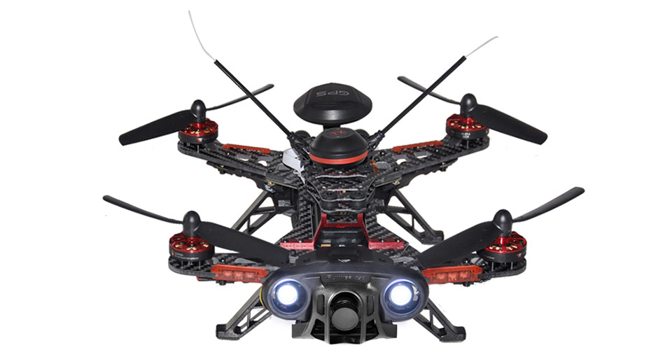 Authentic Walkera Runner 250 Advance Basic 2 + OSD 2.4GHz 7CH R/C Racing Quadcopter