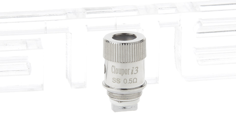 Image of Authentic Cloupor i3 Replacement SS316L Coil Head