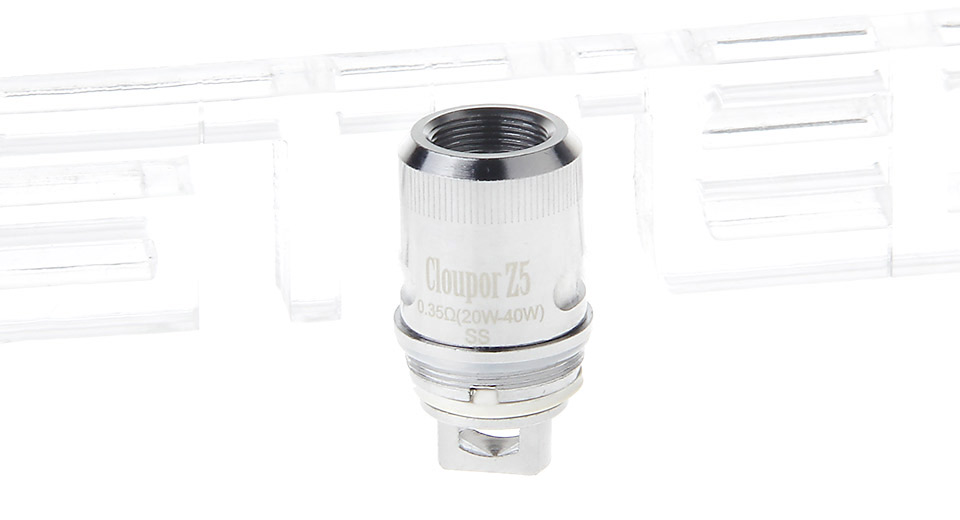 Image of Authentic Cloupor Z5 Replacement SS316L Coil Head